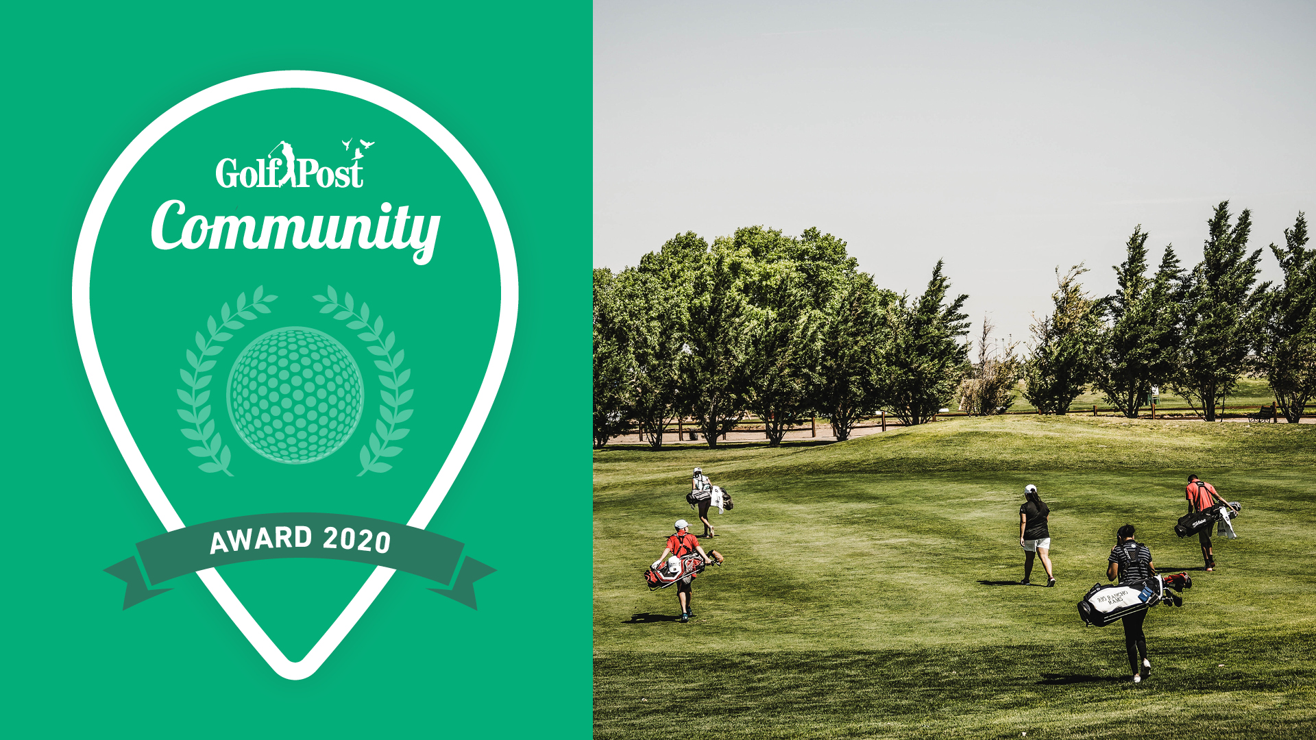 Der Golf Post Community Award 2020 - Golf Post