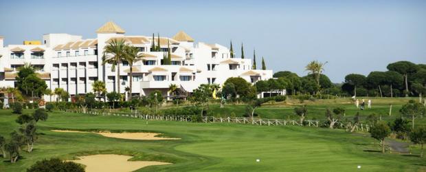 Golf an der Costa de la Luz <br> 7 Tage-Reisepaket