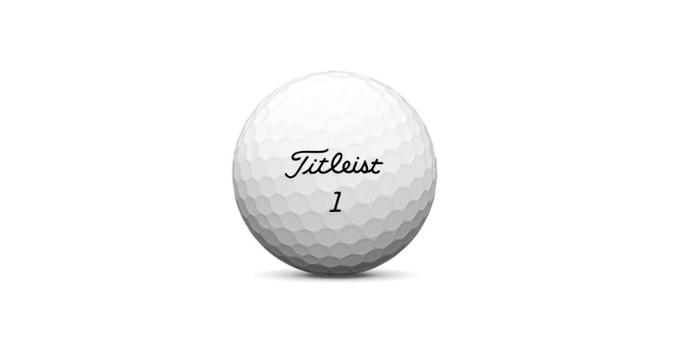 Neuer Ball im Performance-Bereich - der Titleist AVX Golfball reiht sich neben ProV1 und ProV1x ein.<br>(Foto: Titleist)