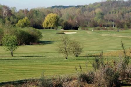Impressionen vom Golfclub Erftaue. Hier zu sehen: Das Fairway. (Foto: GC Erftaue)