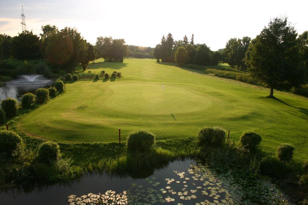Impressionen vom Golfplatz Eschenhof. (Bild: Münchner Golf Eschenried)