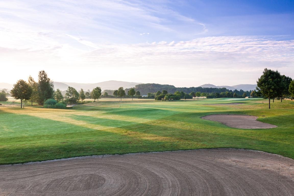 - Golfplatz in Bensheim