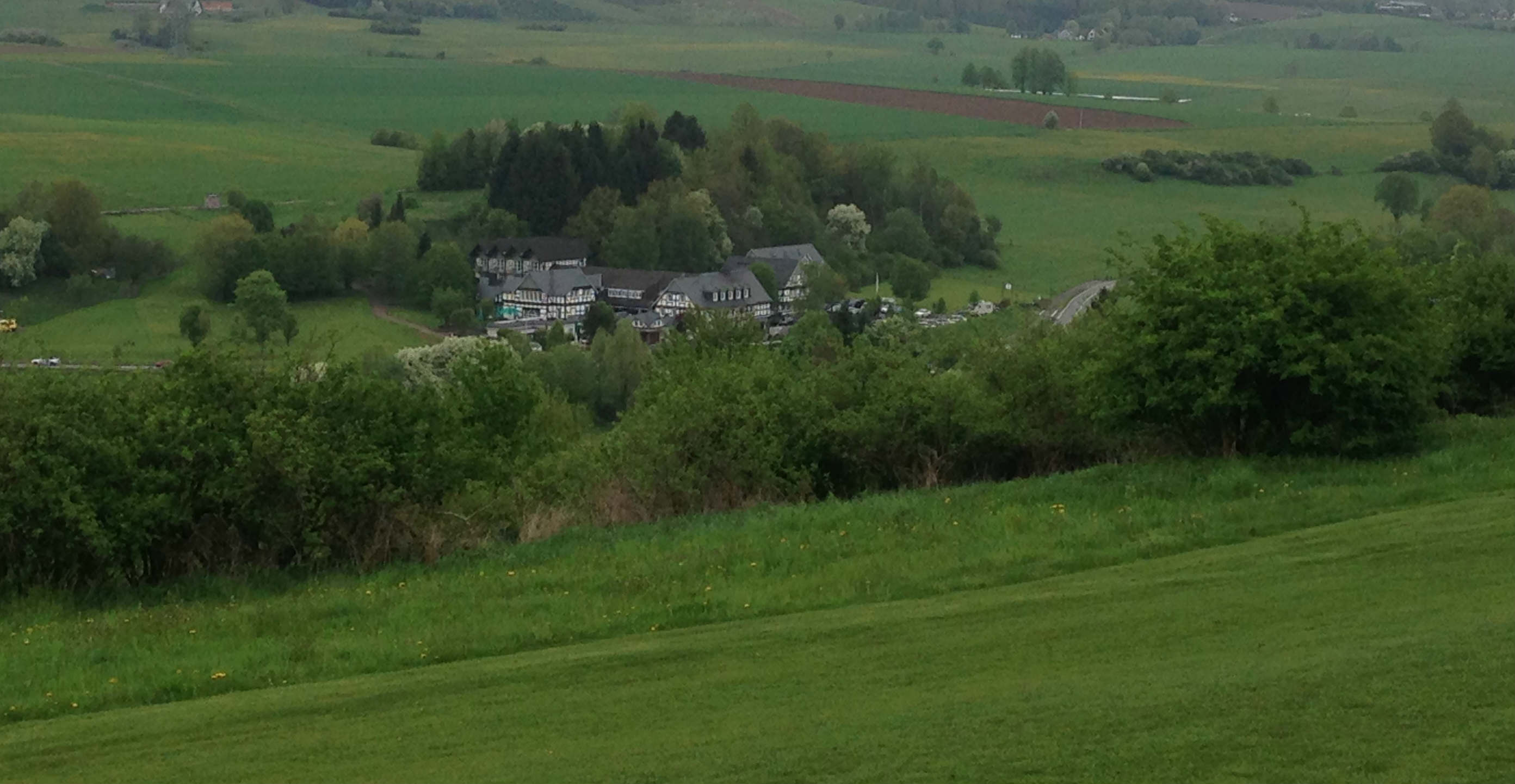 Ein Blick ins Tal.(Foto: GC Repetal)