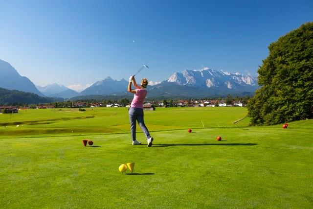 Impressionen des Golf- & Landclub Karwendel. (Foto: Golf- & Landclub Karwendel)