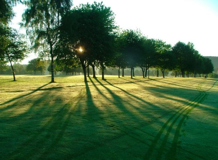 Impressionen des Golfclubs Heerhof (Foto: GC Heerhof)