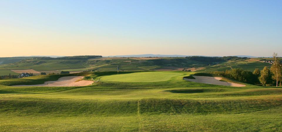 Panorama des GC Rheinhessen (Foto: GC Rheinhessen)