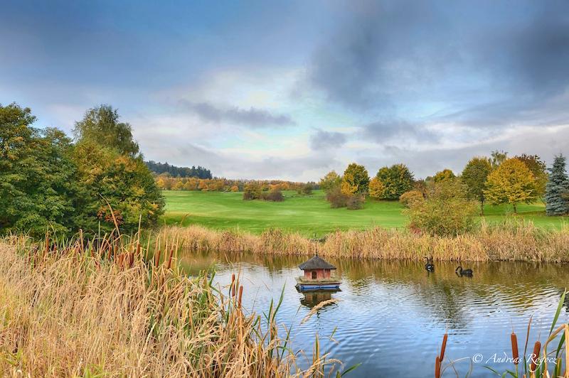 Beim Golfclub Dillenburg erwartet Sie traumhafte Natur. (Quelle: Andreas Rogocz)