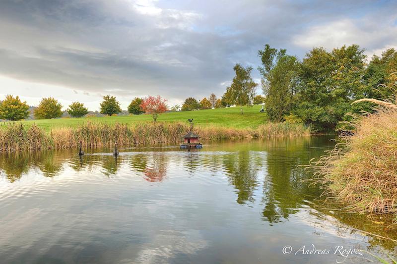 Impressionen vom Golfclub Dillenburg. (Quelle: Andreas Rogocz)