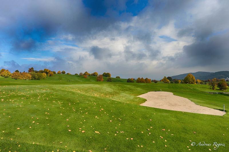 Der Golfclub Dillenburg heißt Sie willkommen. (Quelle: Andreas Rogocz)