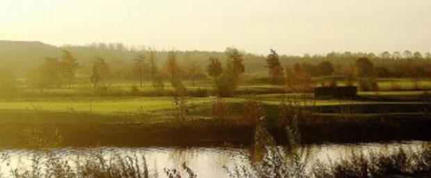 Der Golfclub Erftaue bietet Golfern einen Platz in wundervollem Panorama. (Foto: GC Erftaue)