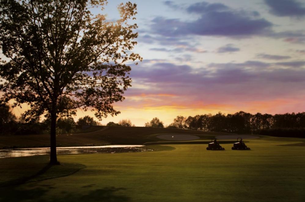 Impressionen Nord-Course Golfanlage Green Eagle. (Quelle: Golfanlage Green Eagle)