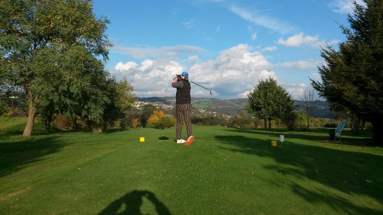Impressionen der Golfanlage Zschopau
