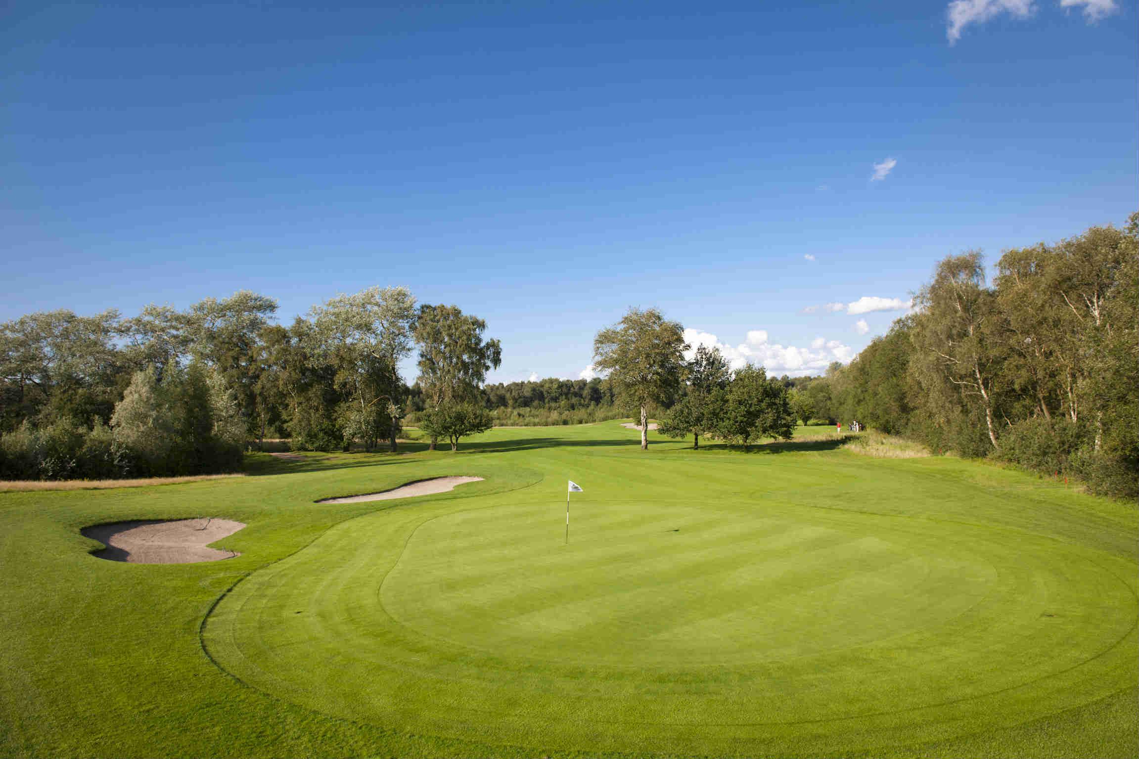 Der Golfclub am Meer im Ammerland. (Foto: GC Am Meer)