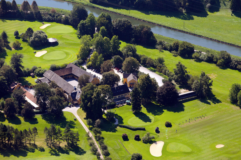 Das Golf Hotel Murhof liegt in der Steiermark in Österreich. (Quelle: Murhof Gruppe)