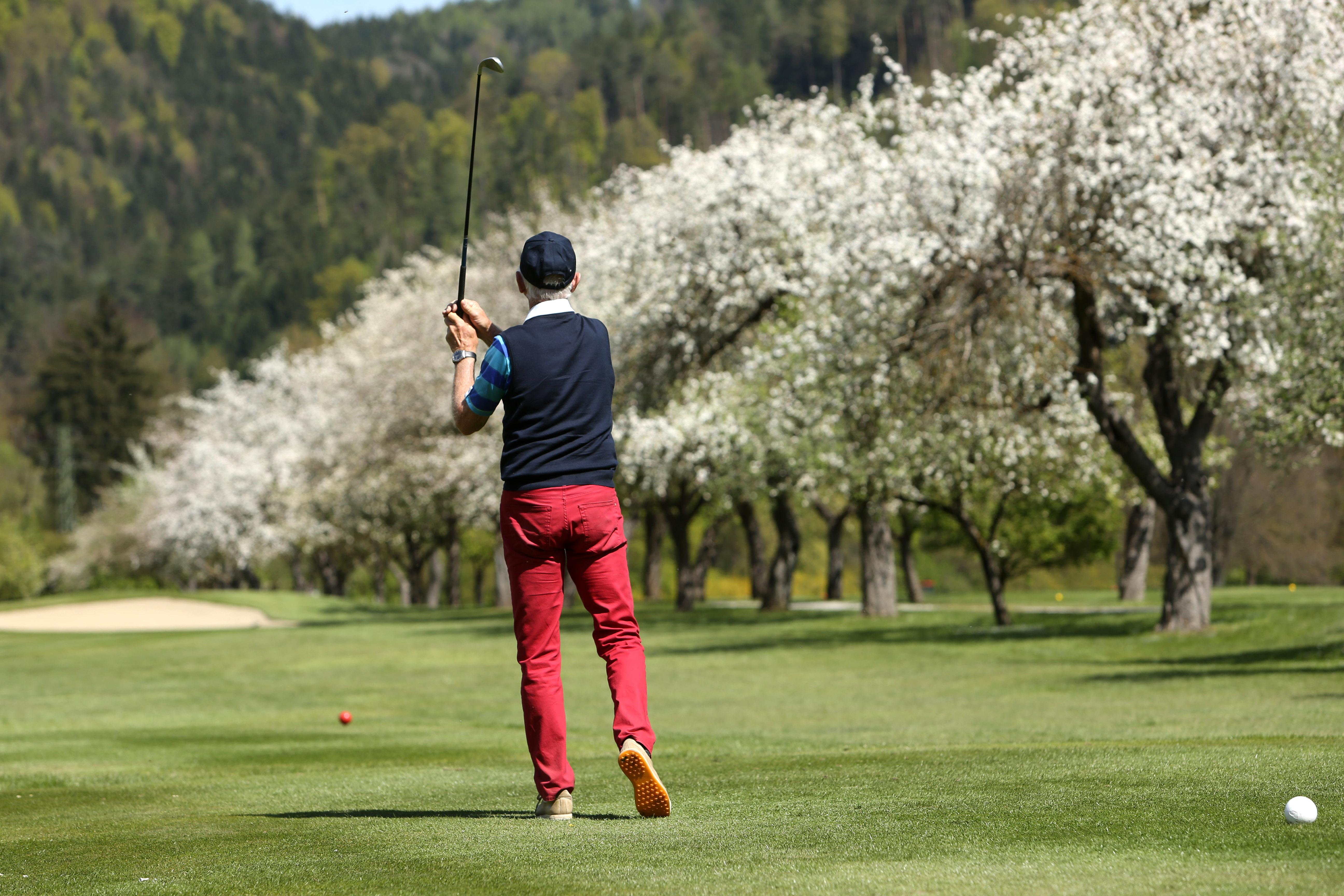 Eine Runde Golf kann am Murhof zum Erlebnis werden. (Quelle: Murhof Gruppe)