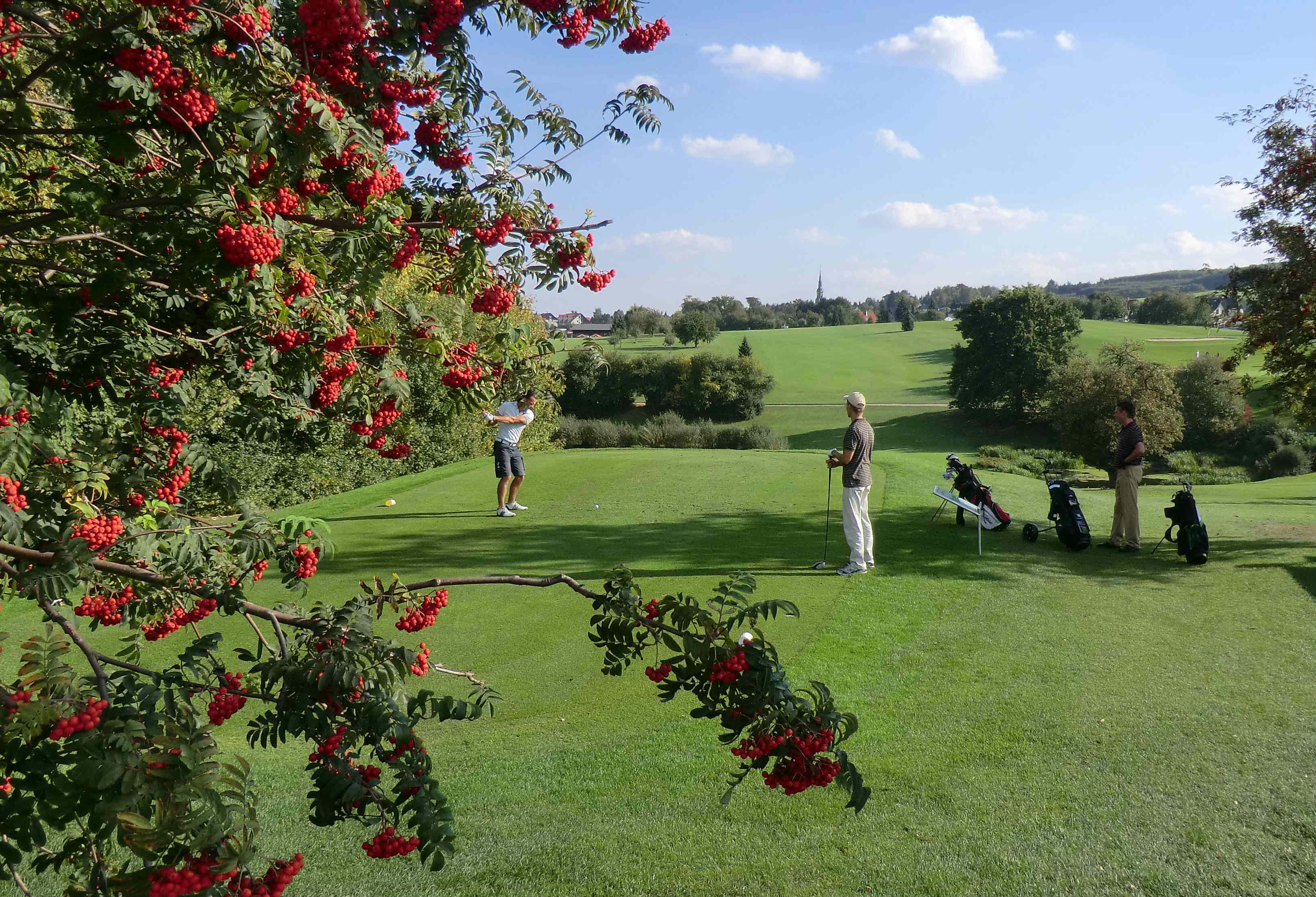 Foto: Golfpark Dresden Elbflorenz