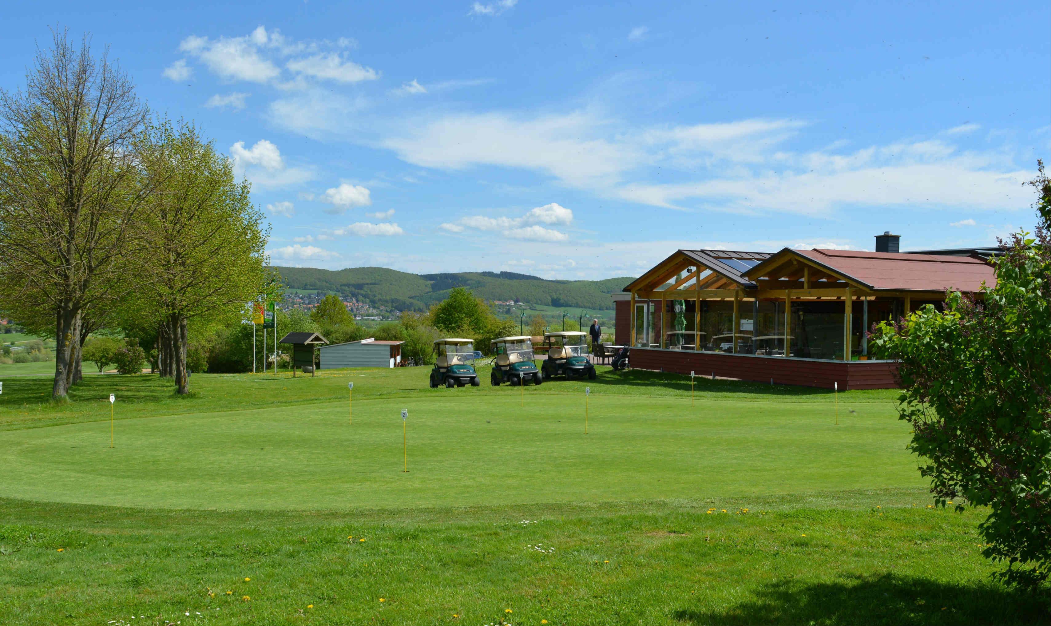 Foto: Golf & Country Club Leinetal Einbeck