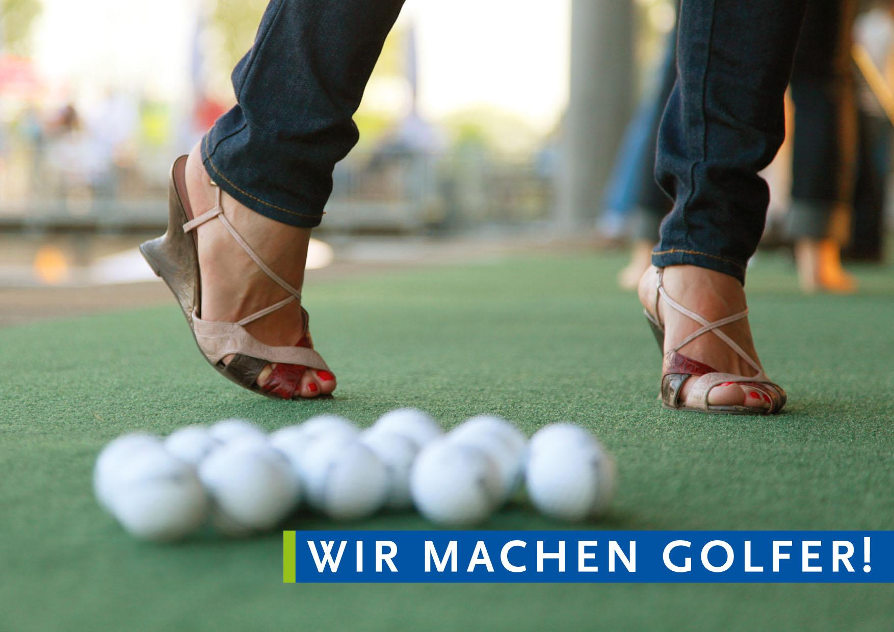 Konservativer Dresscode war gestern. Cool statt spießig heißt es in der Golf Lounge. (Foto: Golf Lounge Hamburg)