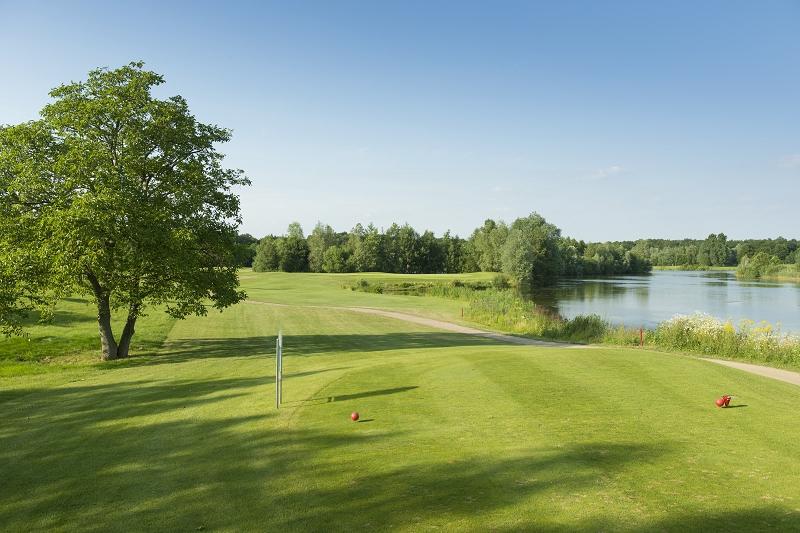 Impressionen der Golfanlage Landgut Dreihof. (Foto: Golfanlage Landgut Dreihof)