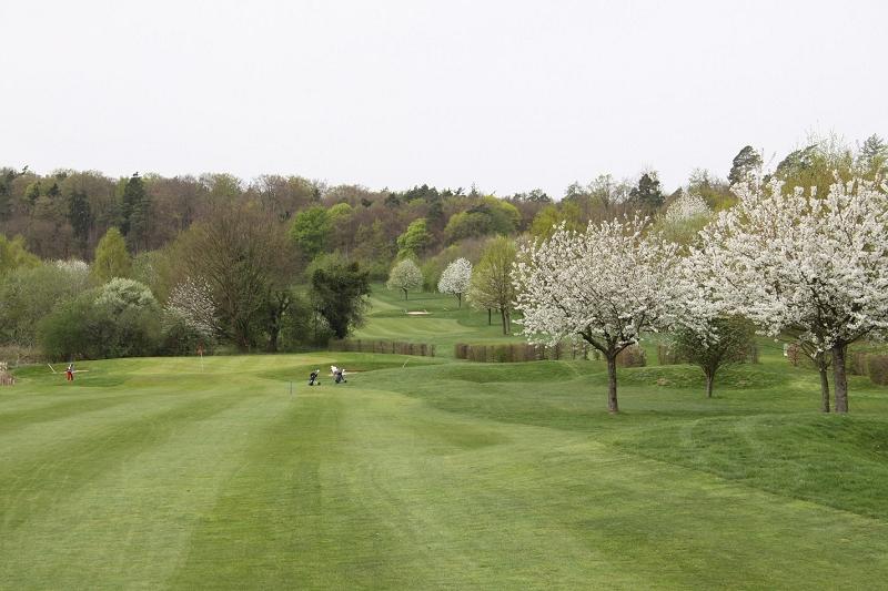 Impressionen vom Golfpark Trages. (Foto: Golfpark Trages)
