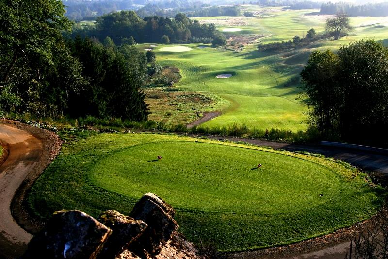Dieses Foto spricht für sich: Der Wendelinus Golfpark St. Wendel. (Foto: Wendelinus Golfpark St. Wendel)