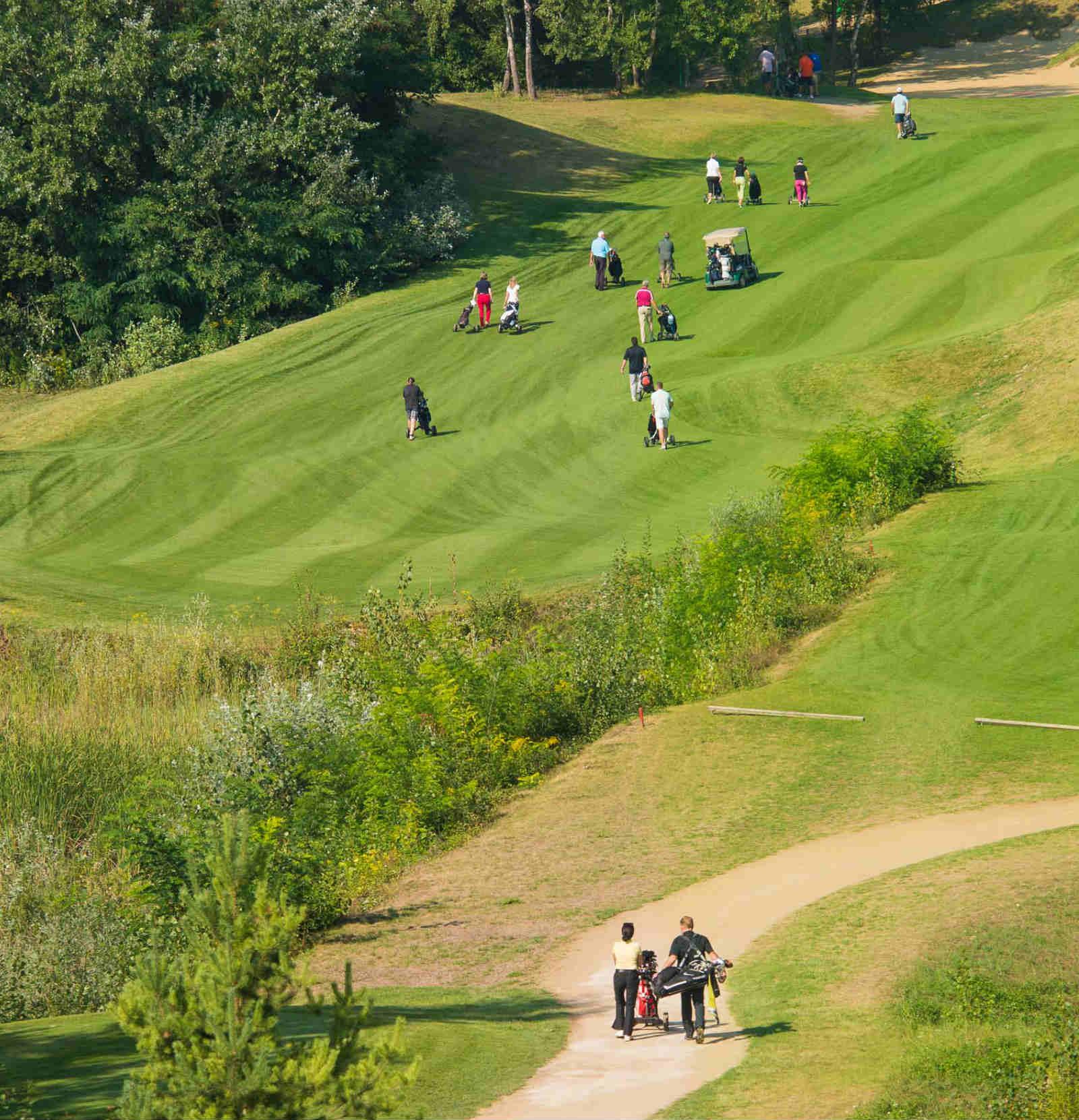 Der Mainzer GC heißt Golfer aller Leistungsklassen auf seiner Anlage herzlich Willkommen. (Foto: Mainzer Golfclub)