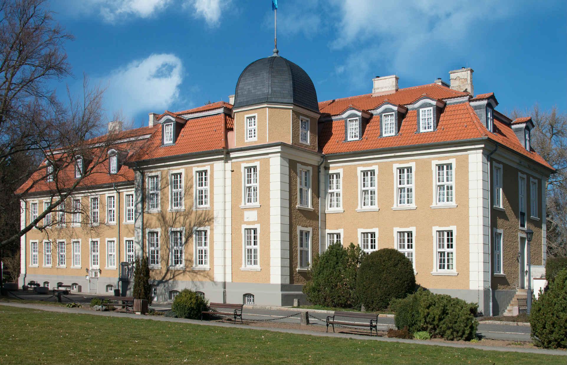 Schloss Meisdorf. (Quelle: GC Schloss Meisdorf)
