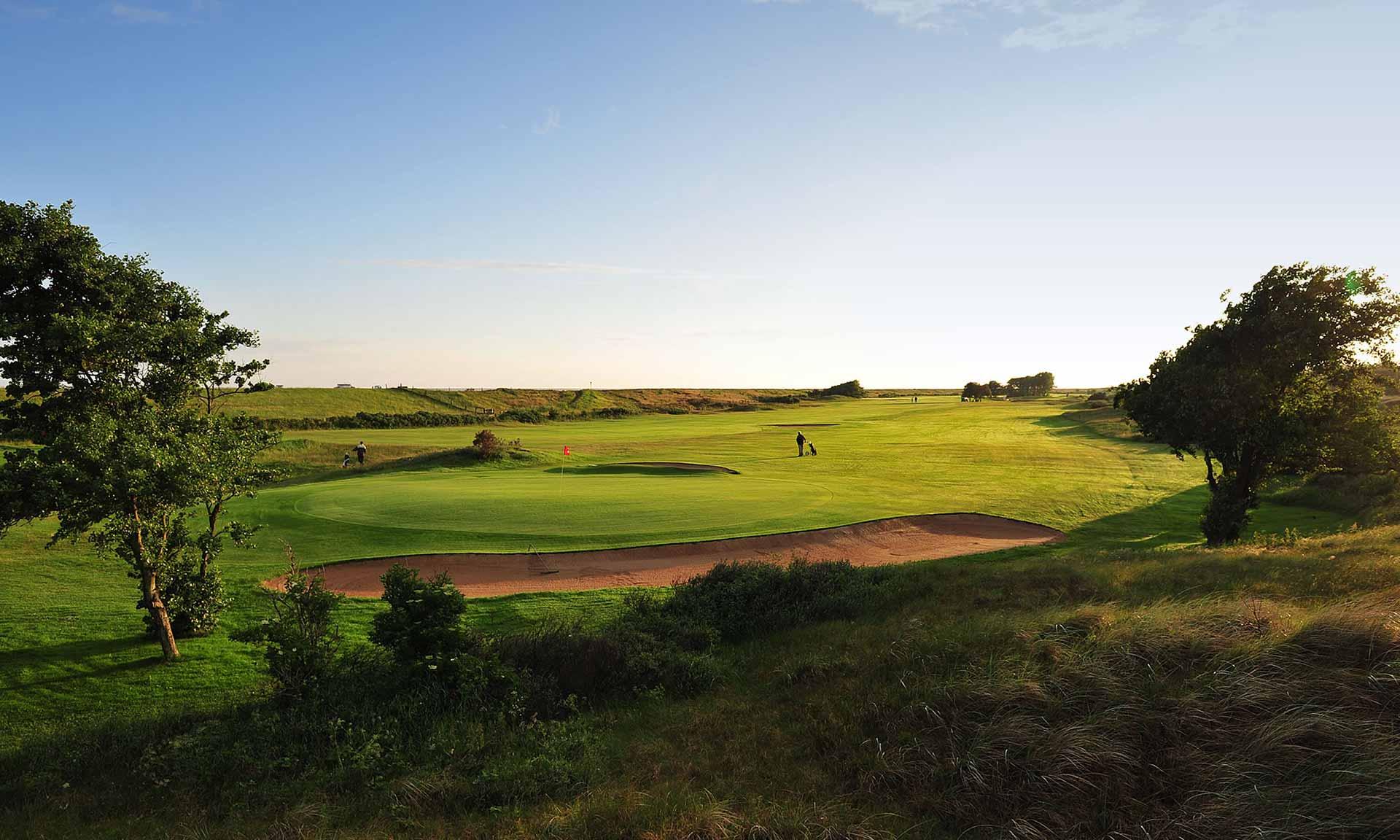 Impressionen Nordsee-Golfclub St. Peter-Ording (Foto: Nordsee-GC St. Peter-Ording)