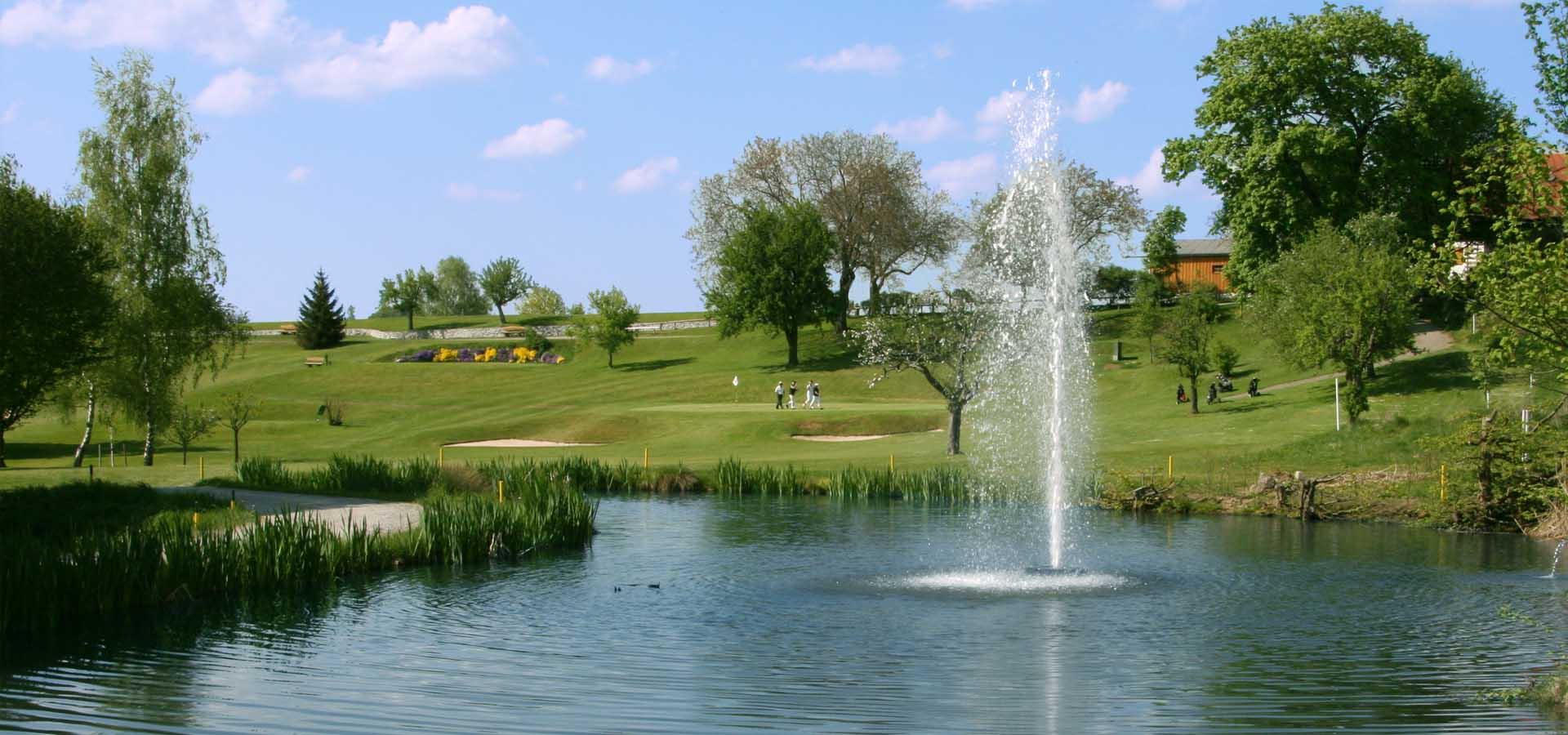 Entspannte Atmosphäre (Foto: Golf- und Landclub Mangfalltal)