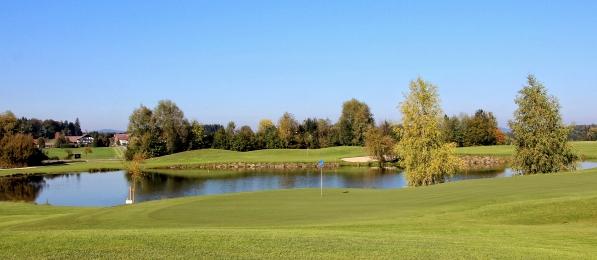 Golfplatz Salzburg-Eugendorf