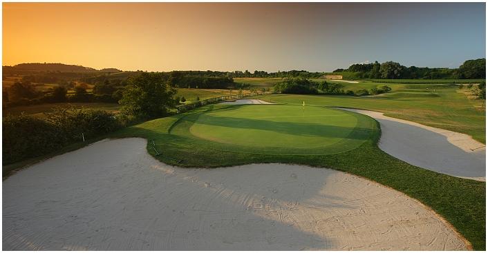 Impressionen vom Europa-Park Golfclub Breisgau. (Foto: Europa-Park Golfclub Breisgau)