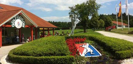 Golf Resort Bad Griesbach, Golfodrom Holzhäuser