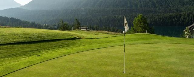 Kulm Golf St. Moritz