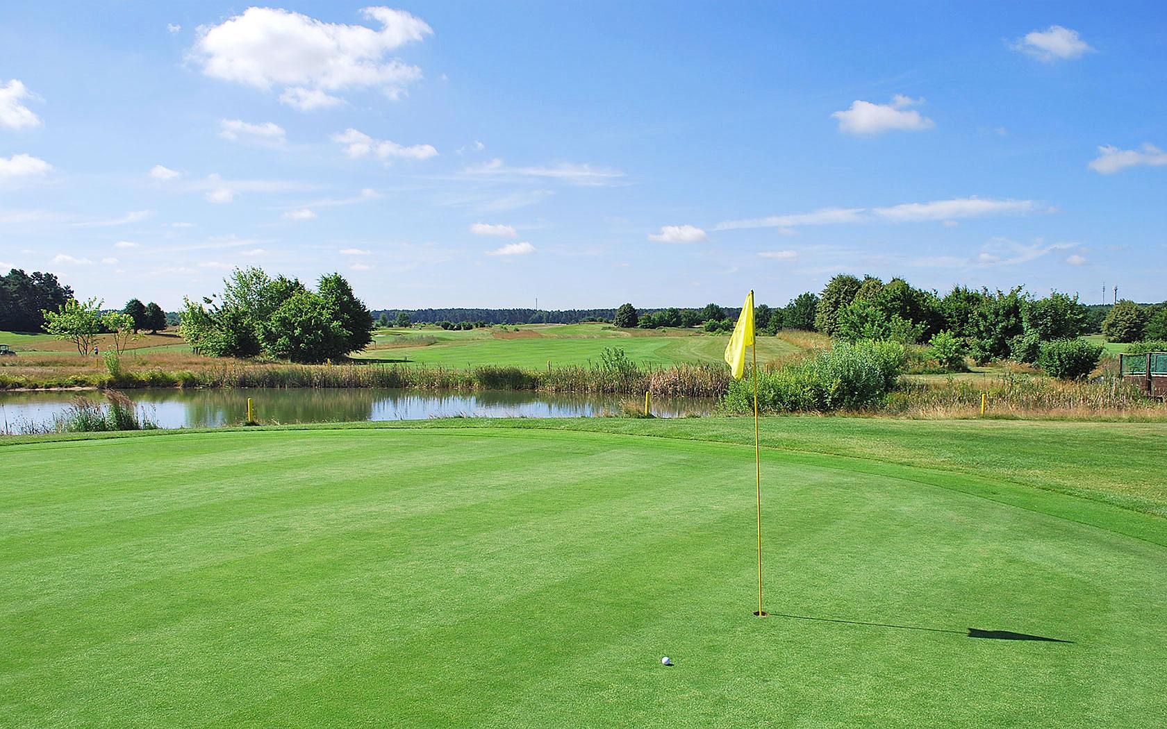 Golfclub Berlin Prenden - Golfclub in Prenden