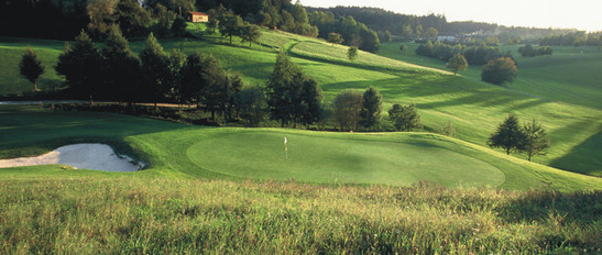 Golf Resort Bad Griesbach, St. Wolfgang Golfplatz Uttlau