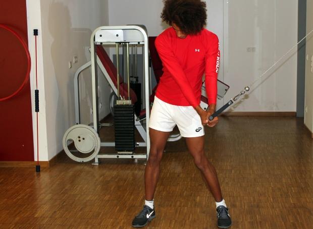 Golf Fitness beim ASV Köln