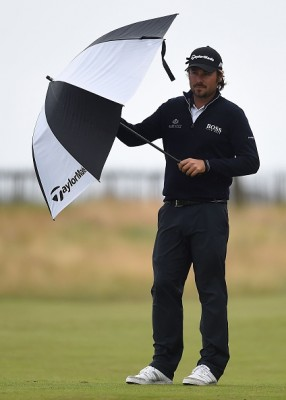 Victor Dubuisson British Open