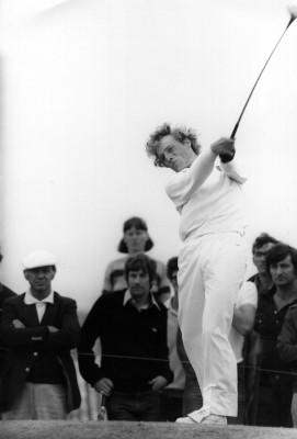 2 Bernhard Langer British Open 1981 _ selbes Jahr mit zwei Siegen