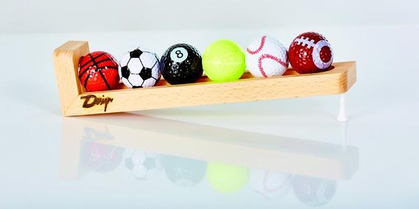 Weihnachten 1 7Degree-Design-Ballregal-fuer-Golfbaelle