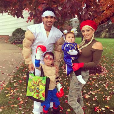 Buh! Die Halloween-Kostüme der Golf-Stars