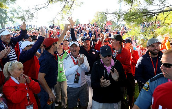 Ryder Cup 2016 Tag 2 6