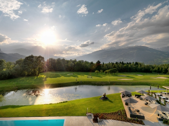 Dolomiten Golf Suites