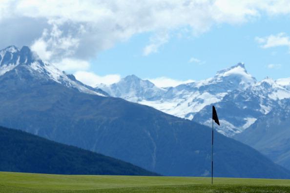 Die Omega European Masters werden auf dem Crans-Sur-Sierre Golf Club... (Foto: Getty)