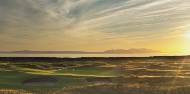 Prestwick Golf Club direkt am Meer