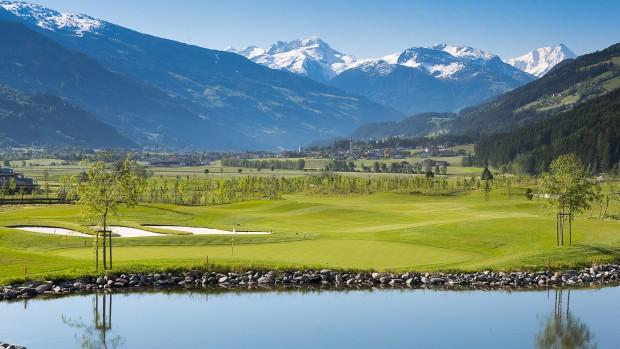 Golf und die Berge - das Zillertal ruft