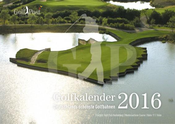 Titelblatt - Golf Club Hardenberg
