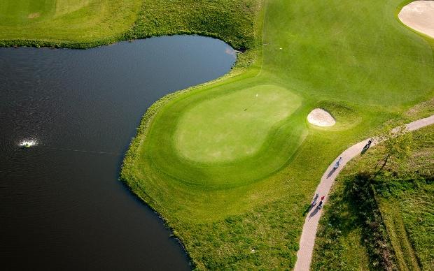 Impressionen des Golfparks Weiherhof. (Foto: Golfpark Weiherhof)
