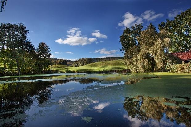 Der Golfpark Weiherhof. (Foto: Golfpark Weiherhof)