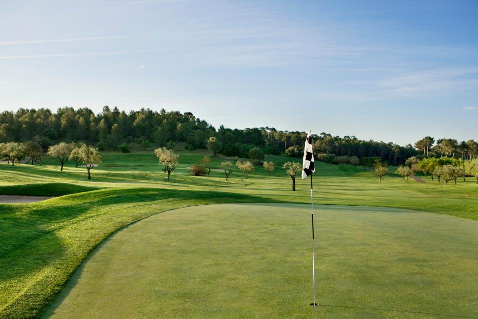 Zudem ist der Golfplatz bekannt für seine sehr gut gepflegten Grüns. (Foto: Arabella Golf Son Muntaner)