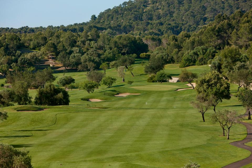 Neben dem Golf Son Vida und dem Golf Son Quint gehört der Golf Son Muntaner ebenfalls zu der Arabella Gruppe. (Foto: Arabella Golf Son Muntaner)